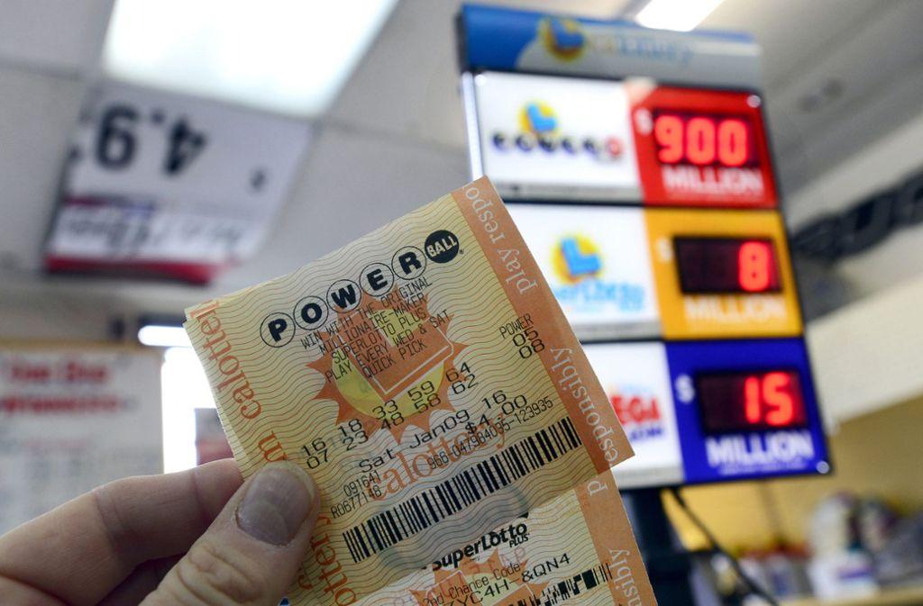Die Chance Im Lotto Zu Gewinnen