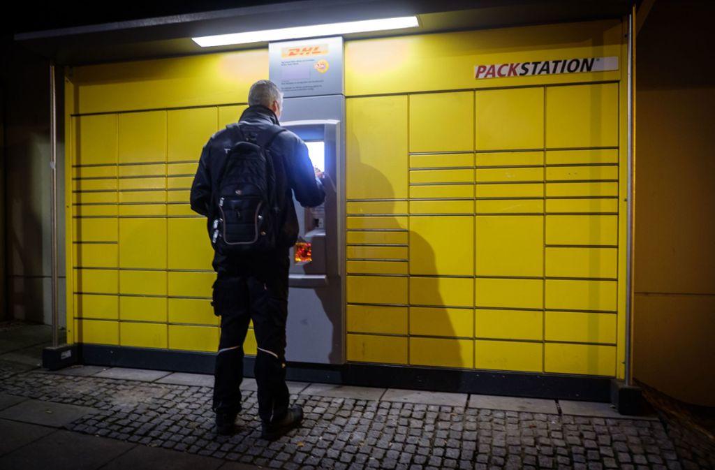 Dhl Packstation Münster