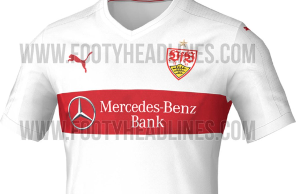 quality design 91470 8be88 VfB Stuttgart: Das erste Foto vom neuen Trikot? - VfB ...