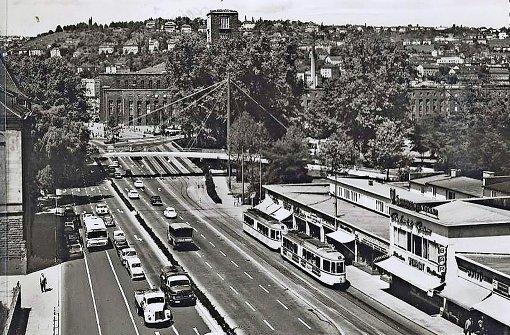 Bars in den 1960ern beim Bahnhof