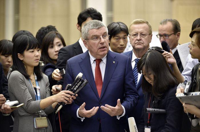 Internationales Olympisches Komitee: Thomas Bach – mit Diplomatenpass durch die Welt des Sports