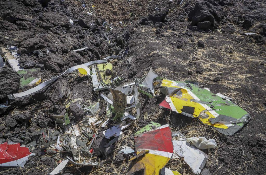 Ethiopian Airlines 157 Insassen Sterben Bei Flugzeugabsturz Wohl
