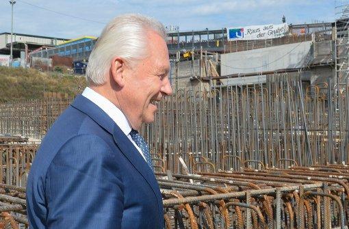 Bahnchef Grube verwundert über Rechnungshofbericht