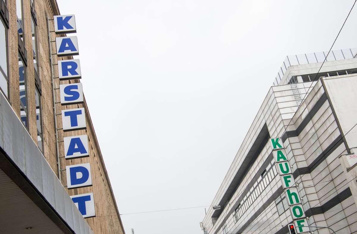 Filialen Galeria Kaufhof Karstadt