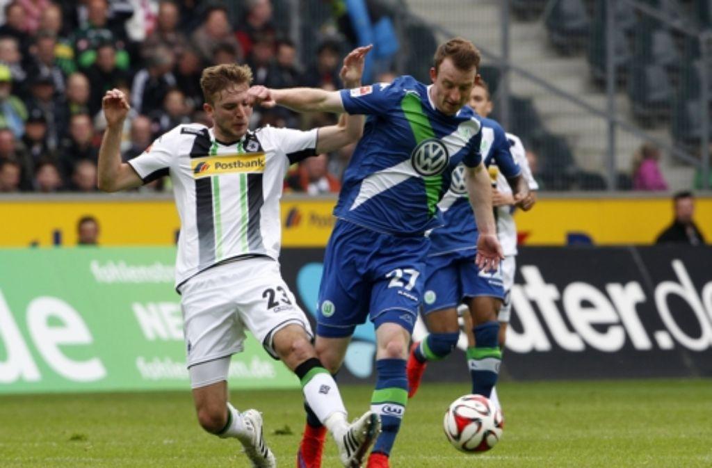 Wolfsburg Gegen Gladbach