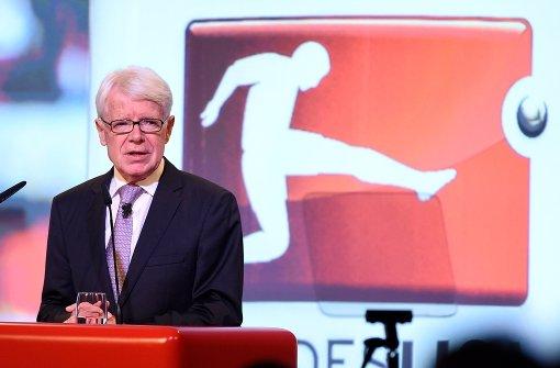 Rauball bleibt Ligaverbandspräsident