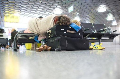 Air-Berlin-Fluggäste warten über 20 Stunden auf Flieger