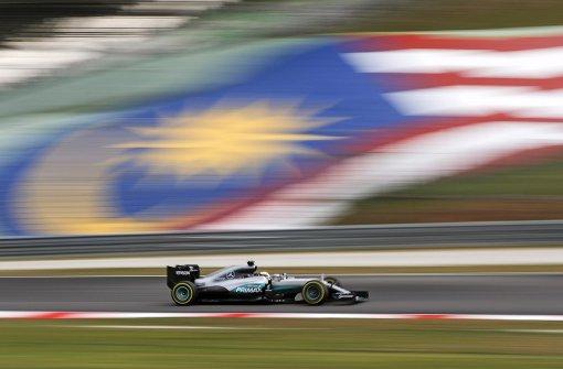Hamilton deklassiert Rosberg im Qualifying