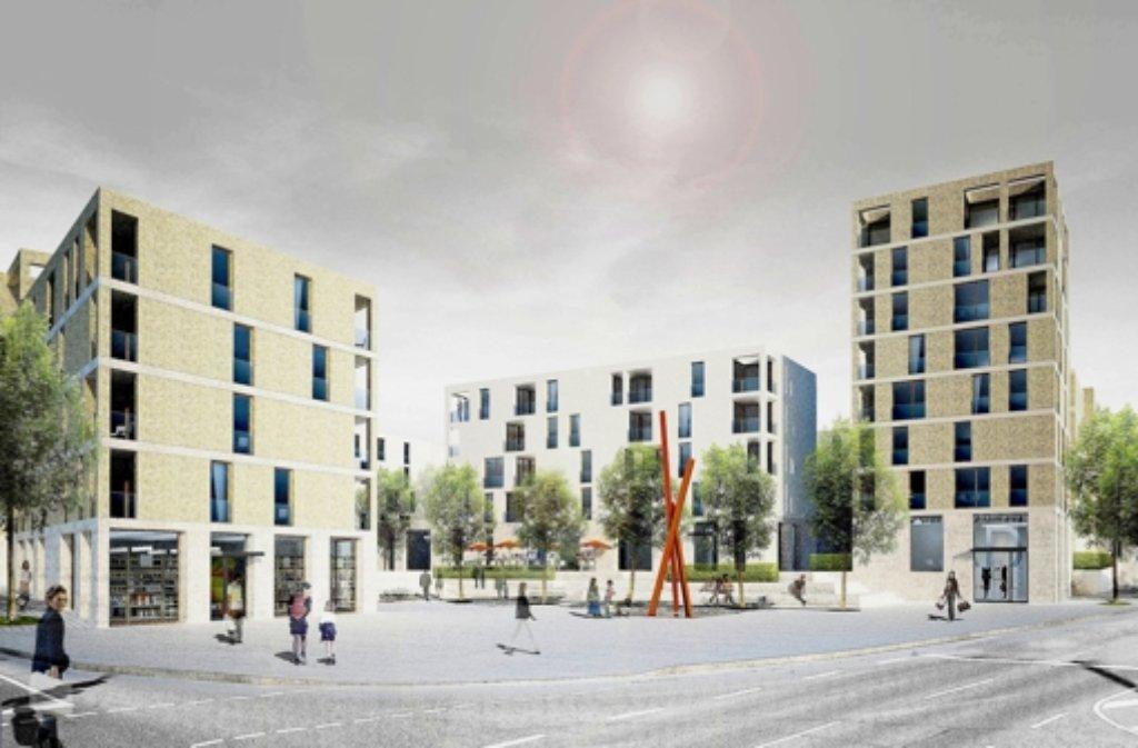 Auto staiger gel nde nordbahnhof ein quartier f r 1300 menschen stuttgart stuttgarter - Architekten kreis ludwigsburg ...