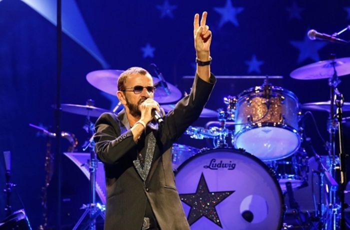 Rock and Roll Hall of Fame: Paul McCartney singt Loblied auf Ringo Starr