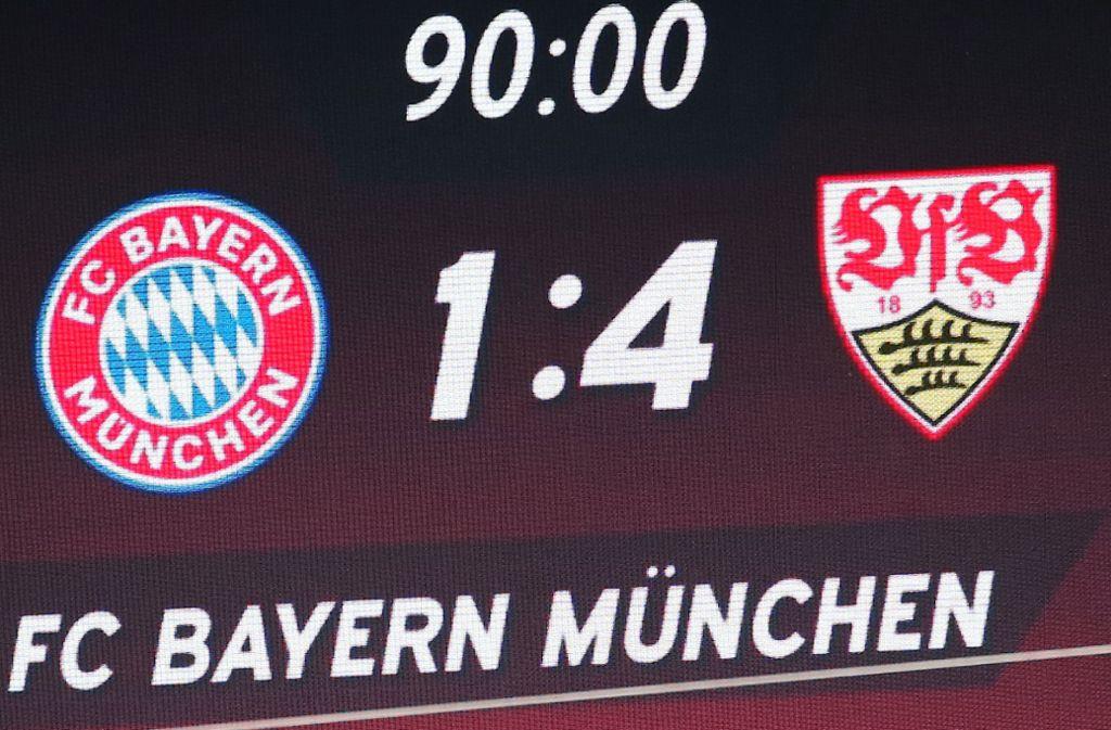 Vfb Gegen Bayern 2020