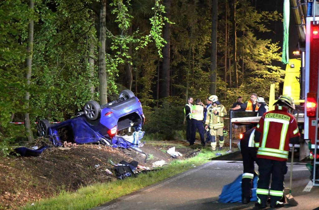Horror Unfall In Bayern Feuerwehrmann Entdeckt Sterbende Tochter Im
