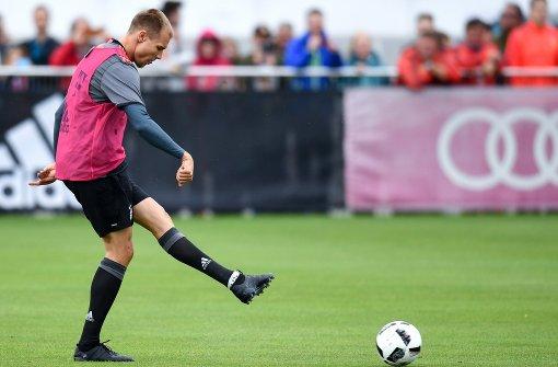 Nächstes Comeback für Holger Badstuber