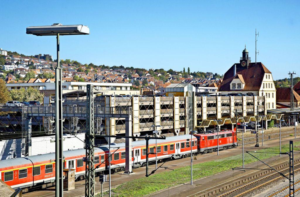 Bahnhof Baden-Baden Parken
