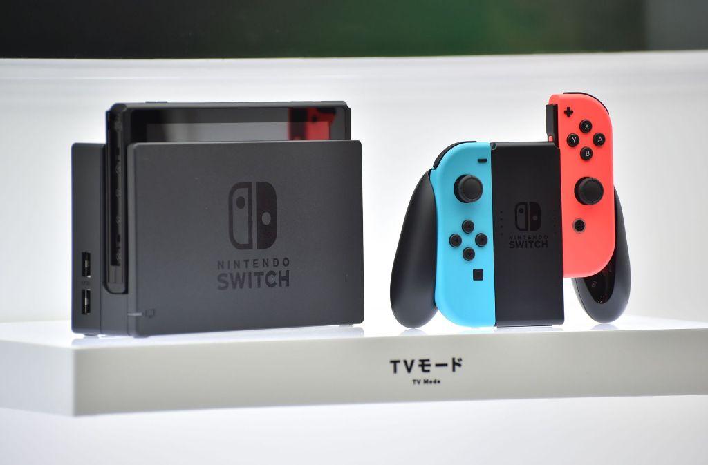 Nintendo Switch Nachrichten
