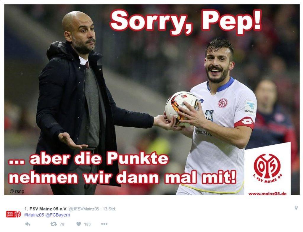 Bayern Verliert Gegen Mainz Lustige Memes Zum Sieg