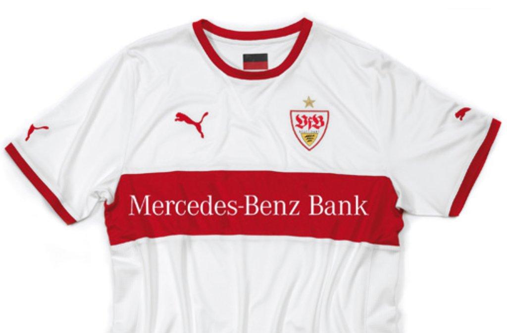 VfB Stuttgart: Mercedes-Bank neuer Trikotsponsor beim VfB ...