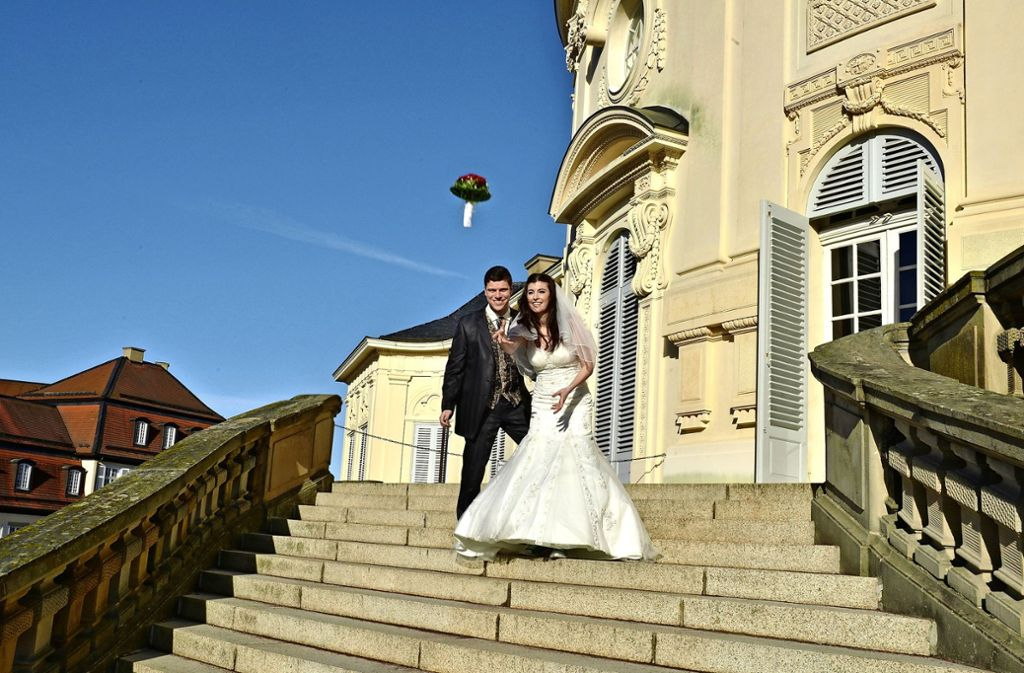 Heiraten im Kreis Ludwigsburg: Wo die Trauung zum Event
