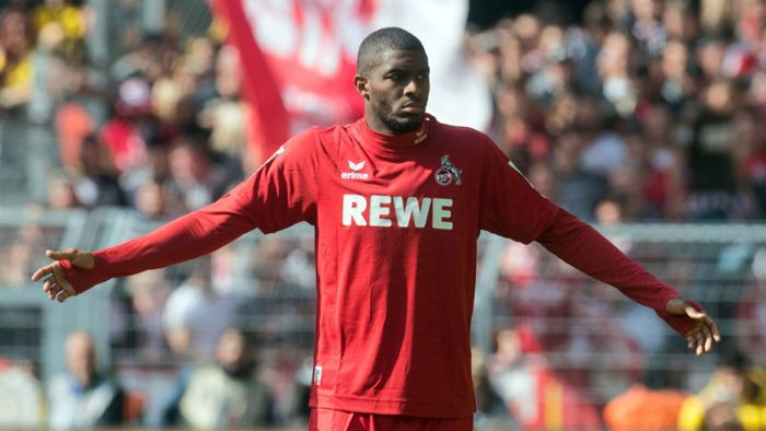 Anthony Modeste will sich in Trainingsbetrieb einklagen