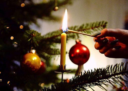 Fasten Weihnachten
