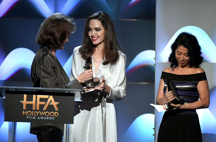 Hollywood Annual Film Awards: Angelina Jolie überzeugt mit eigenem Film