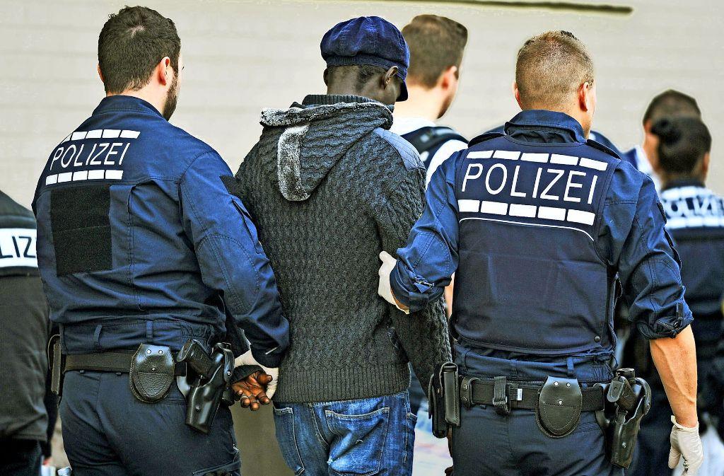 Stuttgarter Nachrichten Polizei Nachrichten