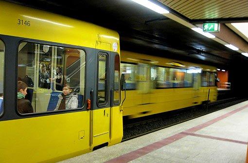 Polizei und SSB haben 6000 Fahrgäste in Stuttgart kontrolliert und viele ohne Ticket erwischt - und weitere Meldungen von der Stuttgarter Polizei.  Foto: Leserfotograf mere/Symbolbild
