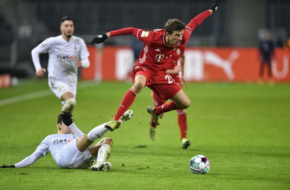 Bayern München: Flicks Truppe ist verwundbar