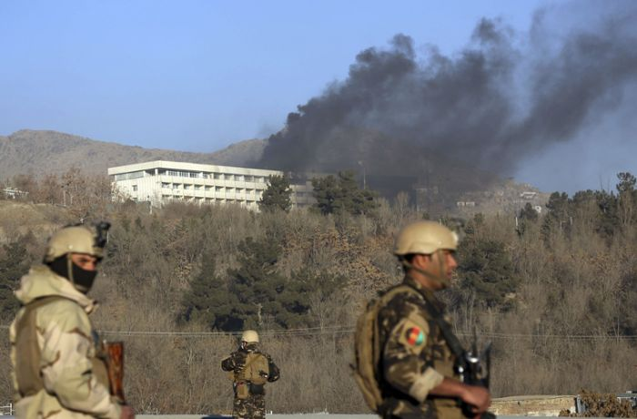 Mehrere Tote in Afghanistan: Angriff auf Hotel in Kabul nach 13 Stunden beendet