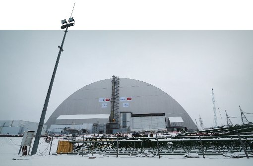 Tschernobyls Sarg