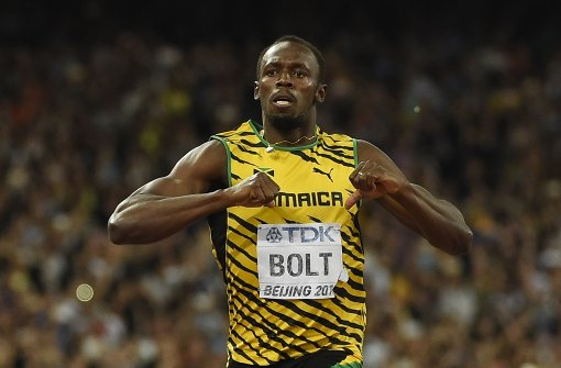 Usain Bolt nach erstem Saisonrennen verletzt