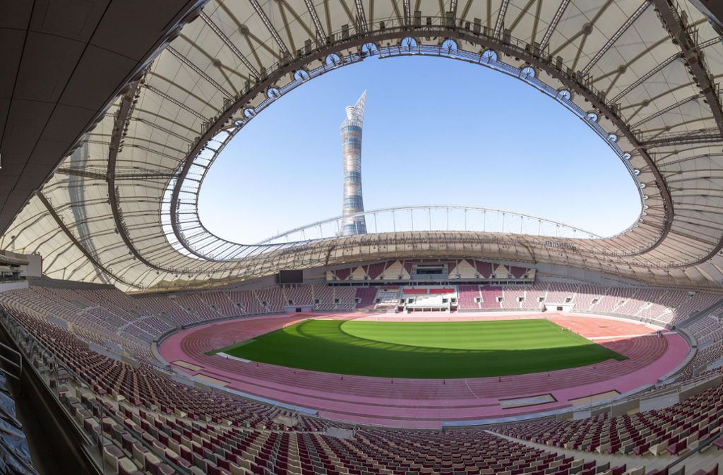 Fussball Wm 2022 Europas Auslosung Nicht In Katar Ort Noch