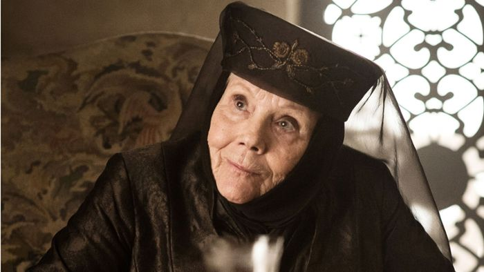 "Die  intrigante Oma in ""Game of Thrones"""
