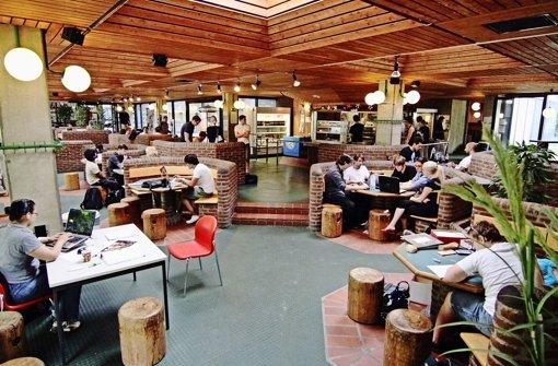 Neues Design für die Uni-Cafete