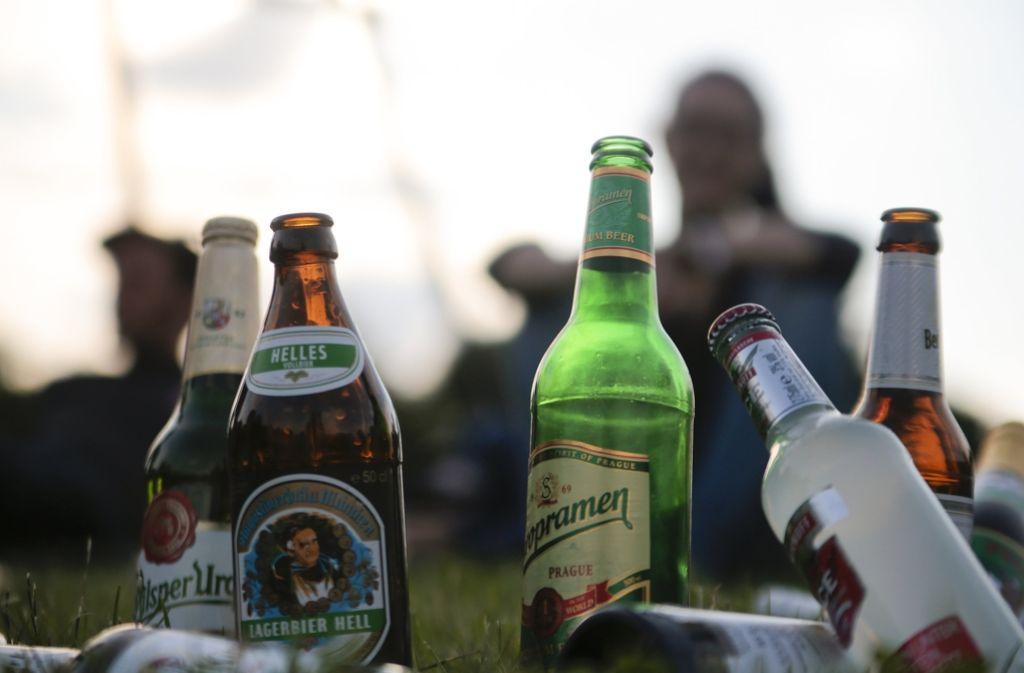 Baden Württemberg Alkohol