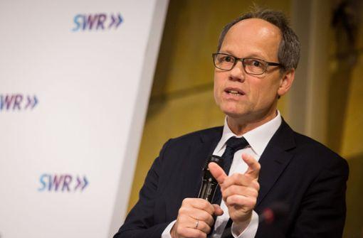 Gehälter der ARD-Chefs: WDR-Intendant Buhrow bleibt bestbezahlter Intendant