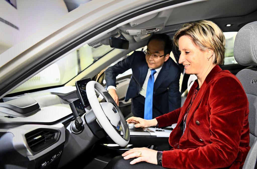 Geely Automobile Nachrichten