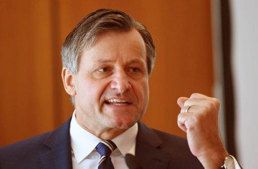 FDP-Fraktionschef Hans-Ulrich Rülke wird mit seiner Partie in die Opposition gehen. Foto: dpa