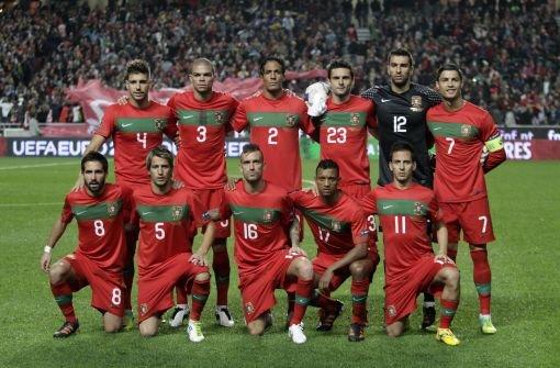 Portugiesische Nationalmannschaft Kader