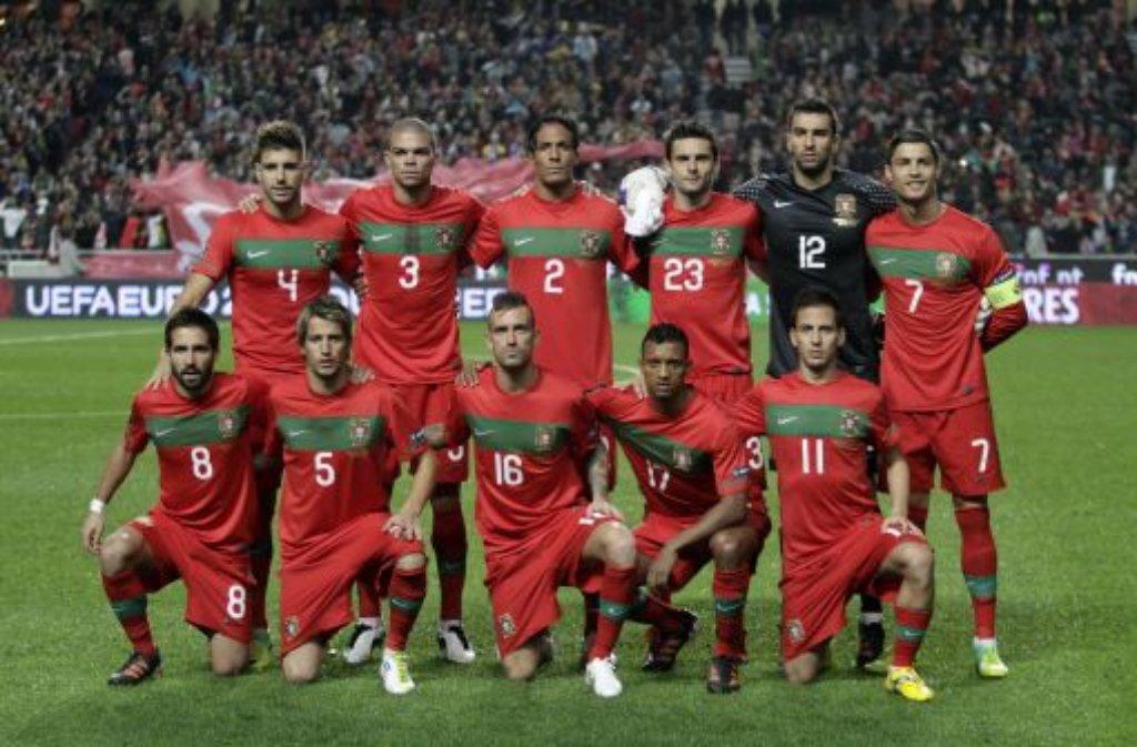 Portugal Spieler Nationalmannschaft