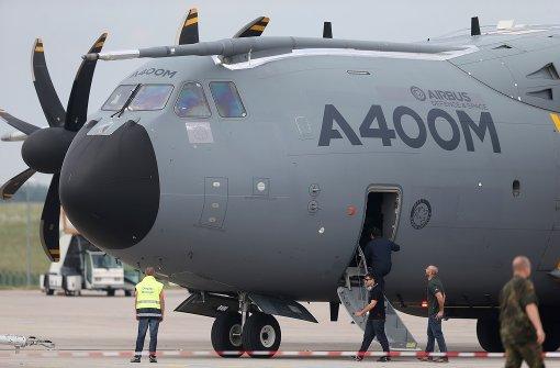A400M sorgt für  Engpässe  bei der Truppe