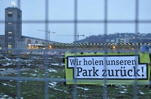 Ungeachtet der Mehrkosten will die Bahn so schnell wie möglich dort weiterbauen, wo sie bereits das Baurecht hat. Noch in diesem Jahr werde laut Projektsprecher Dietrich mit dem Bau von Tunneln für die Strecke Stuttgart-Ulm begonnen. Foto: 7aktuell.de/Gerlach