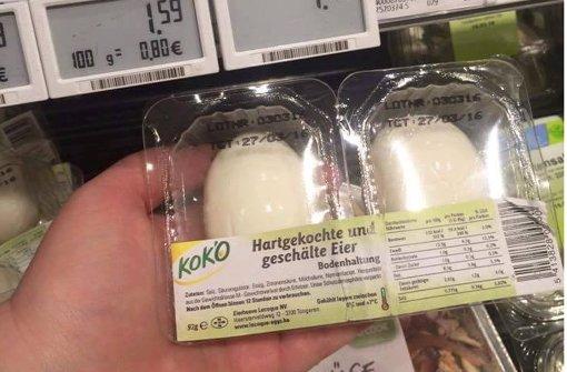 Die überflüssigen Verpackungen in Supermärkten