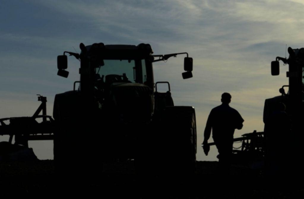Schweiz Schweizer Kaufen Deutschen Bauern Cker Weg