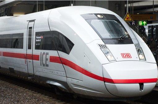 Verkehr | Bahn feiert Premiere des ICE 4 im Berliner Hauptbahnhof