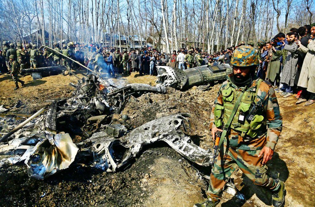 Pakistan Indien Konflikt
