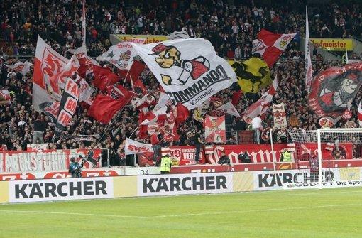 Hohe Ticketpreise für den Pokalknaller gegen Borussia Dortmund verärgern die VfB-Fans Foto: Baumann