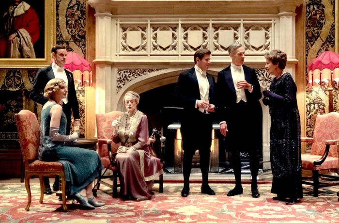 "Kinokritik zu ""Downton Abbey"": Der König kommt nach Downton Abbey"