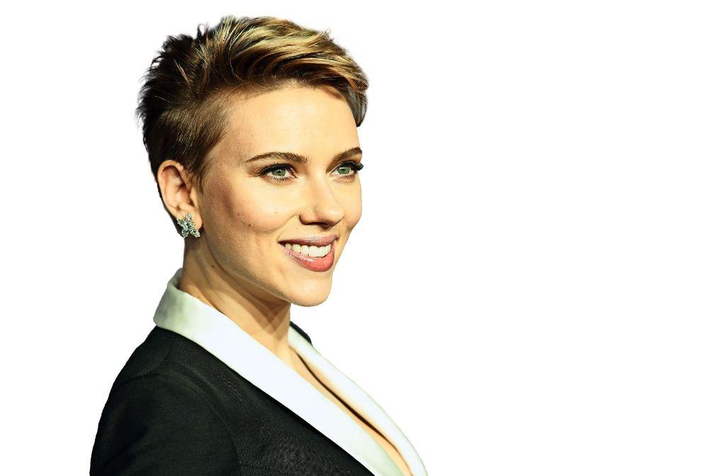 Promi Kolumne B Note Die Frisur Von Scarlett Johansson Und Der