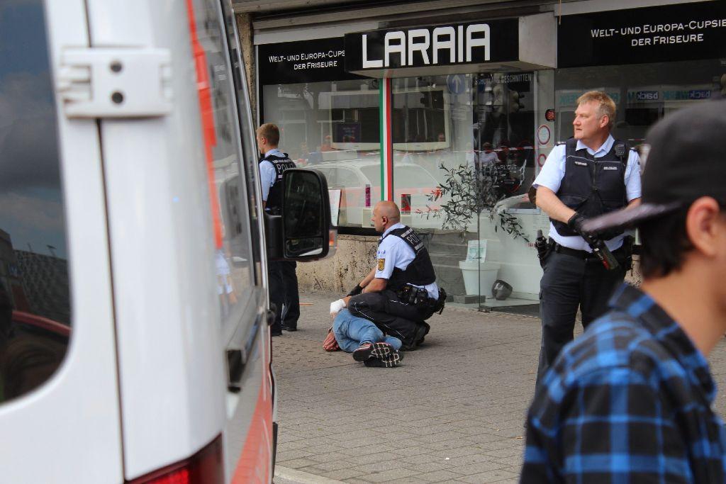 Nachrichten Reutlingen Polizei